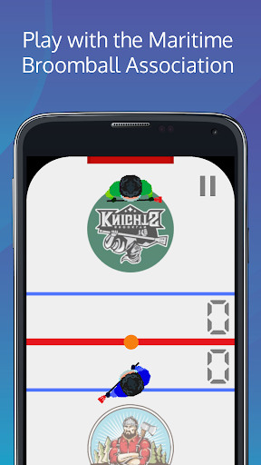 Télécharger Pocket Broomball apk mod screenshots 4