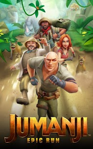 Jumanji Epic Run apk 1