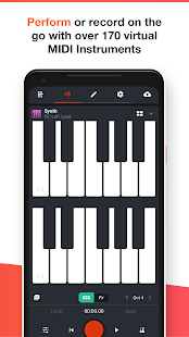 BandLab – Social Music Maker and Recording Studio Screenshot
