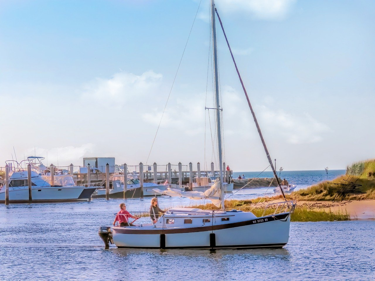 5 Awesome Places To Go Sailing In America You Didn't Know About