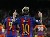 Luis Enrique encense son Messi