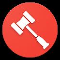 Legal calculator (Ukraine) icon