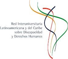 Logotipo de la Red Interuniversitaria Latinoamericana y del Caribe sobre Discapacidad y Derechos Humanos
