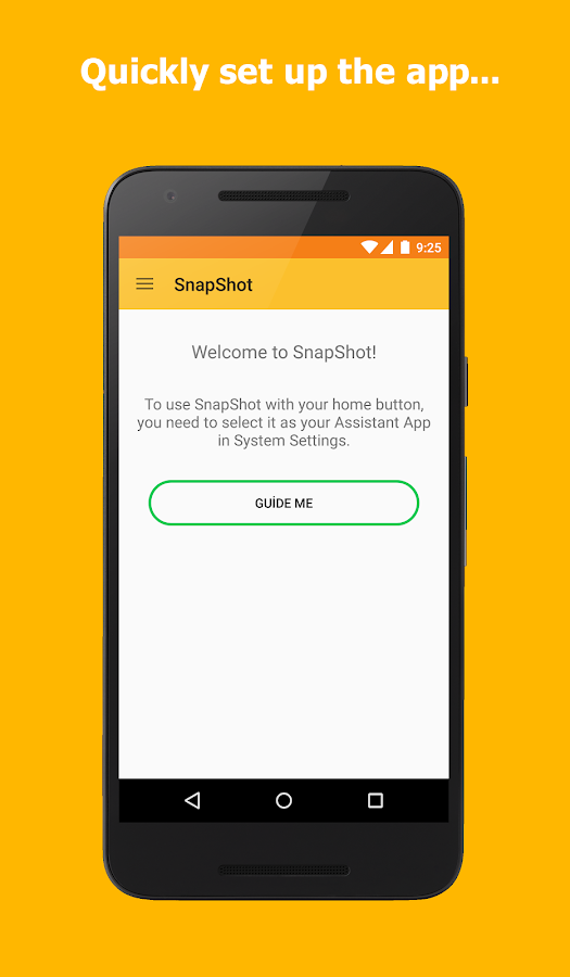 SnapShot - Screenshots Pro- screenshot