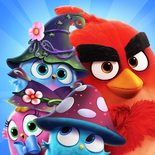Angry Birds Match 3[Mod Money] 4.3.1mod