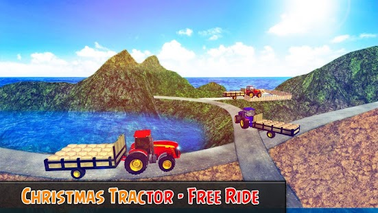 Rural Tractor Game - Fun Driving 2018 - náhled
