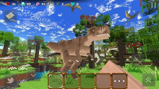 Jurassic Craft 1.0.4 APK
