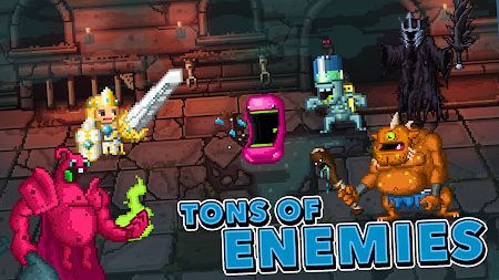 Bit Heroes APK screenshot thumbnail 3