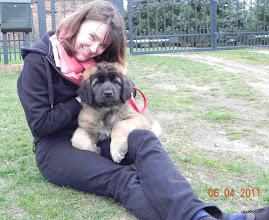 Photo: Velda (Mia)  ist in die Schweiz ausgewandert