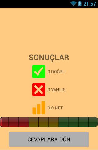 android LYS1 Matematik Çıkmış Sorular Screenshot 3