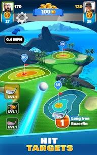 Super Shot Golf MOD (Unlimited Money) 1