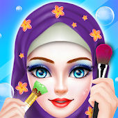 Hijab Make Up Salon : spa