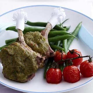 Breadcrumb Crusted Lamb Chops Recipes