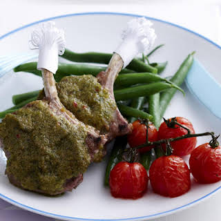 Crusted Lamb Chops.