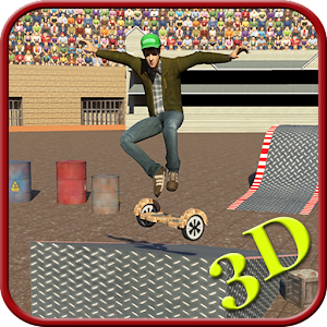 Hoverboard Boy Stunts Master for PC and MAC
