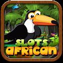 African Animal Safari Slots icon