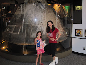 Photo: Me and little miss Lily babysitting Camilla in the Apollo4 room