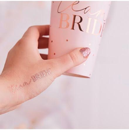 Tatueringar - Blush Hen