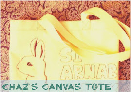Chaz's Canvas Tote Bag