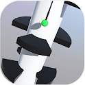 Hexa Ball Jump 2019 : Bounce On Helix Tower Tile icon
