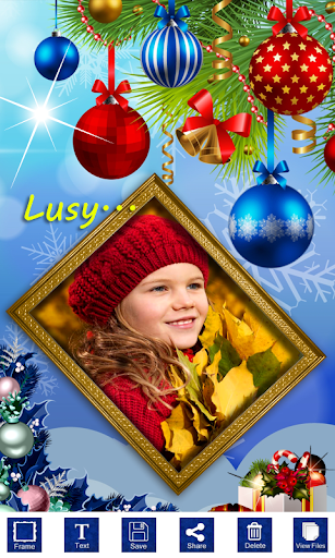 Christmas Photo Frames Latest