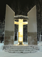 Photo: Апатиты, площадь Ленина