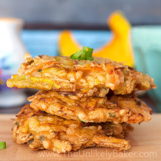 Seafood Fritters Recipes