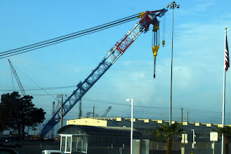 Photo: Grant liked this huge crane