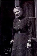 Photo: Inger Dorothea Kidde fotograferet omkring Harald og Aages død i 1918.