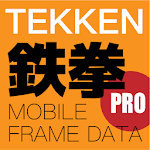 Tekken 7 Mobile Frame Data Icon