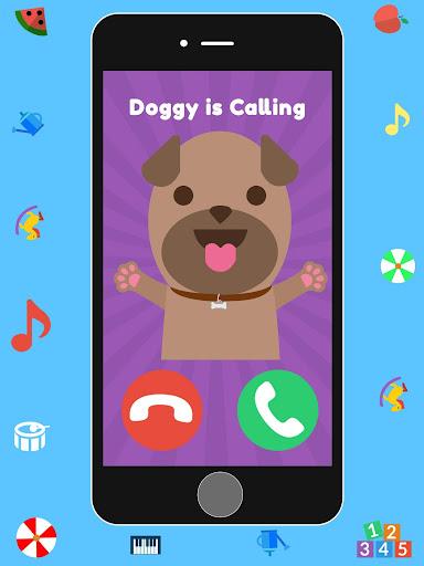 Baby Real Phone. Kids Game 1.13 screenshots 8