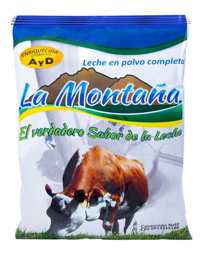 leche en polvo la montana completa 125 gr La Montana