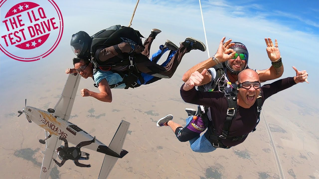 Adventure activities to try in Qatar on a 48 hour layover