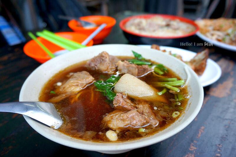 台中西區牛肉麵,百里香牛肉麵-11