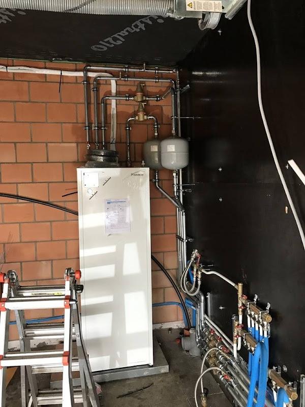 Warmtepomp lucht-water