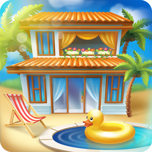 Tropical Forest: Match 3 Story APK Cracked Download