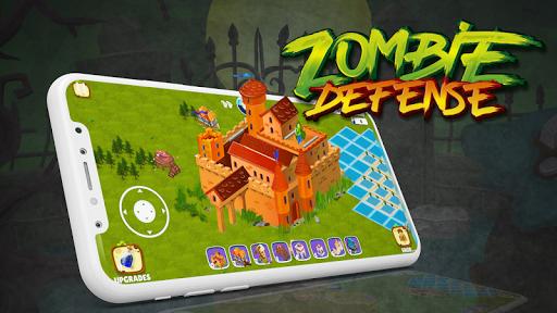 Zombie Defense: Castle Empire screenshots 1