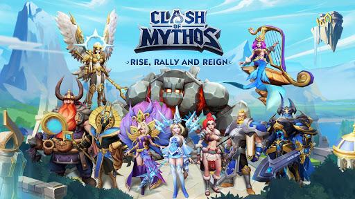 Clash of Mythos APK MOD screenshots 1