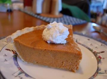 Perfect Pumpkin Pie Recipe