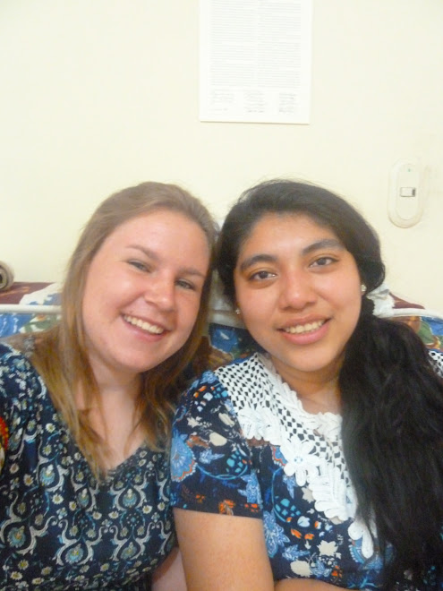 Hermana White and Hermana Echegaray