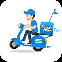 Fast Food Delivery ฟาสฟู้ดเดลิเวอรี่ icon