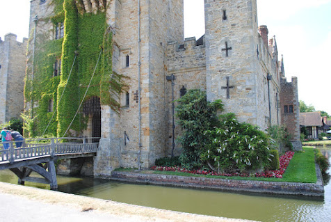 My Photos: England -- Kent -- Hever Castle Gardens