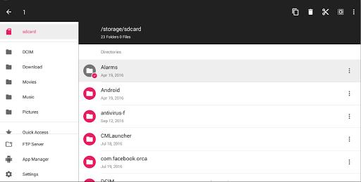 File Manager screenshot 14