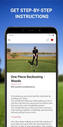 15 Minute Golf Coach - Video Lessons and Pro Tips screenshots 6