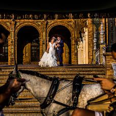 Esküvői fotós Rafael ramajo simón (rafaelramajosim). Készítés ideje: 31.08.2018