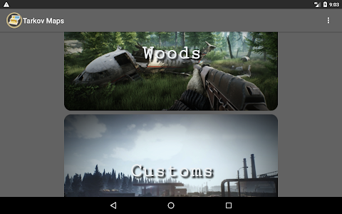 Download Tarkov Maps APK latest version 1 3 0 for android devices