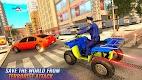 screenshot of US Police Bike 2019 - Gangster Chase