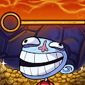 Troll Face Quest: Loot Rescue icon