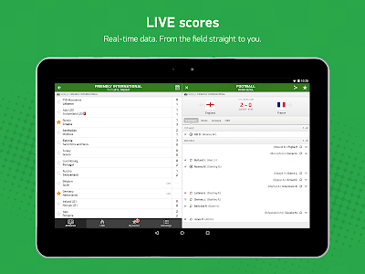 FlashScores screenshot 5