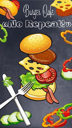 """Burger Cafe """"No Repeat"""""""